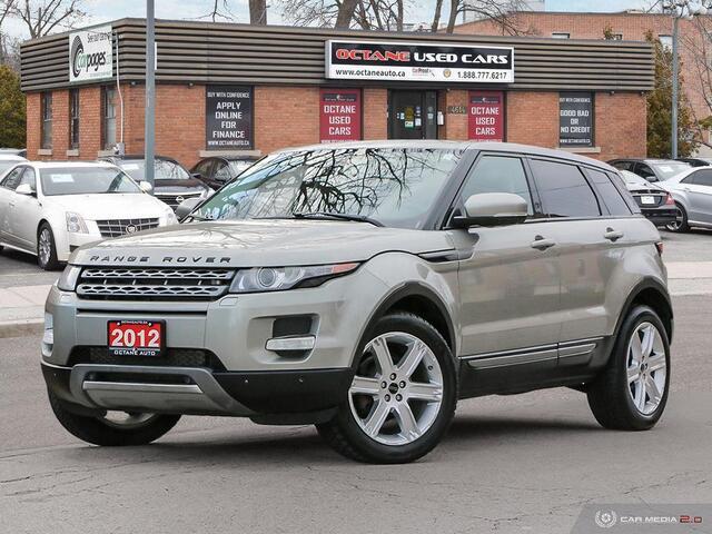 2012 Land Rover Range Rover Evoque Pure Plus  - 646247  - Octane Used Cars