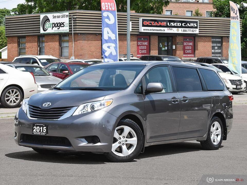 2015 Toyota Sienna LE 8-Pass FWD image 1 of 25