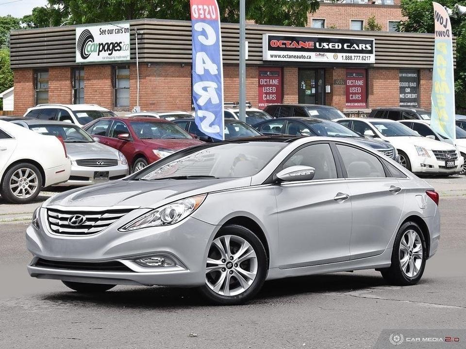 2012 Hyundai Sonata 2.4L Limited image 1 of 26