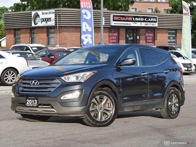 2013 Hyundai Santa Fe Sport Accident-Free! 1-Owner!  - 080070  - Octane Used Cars