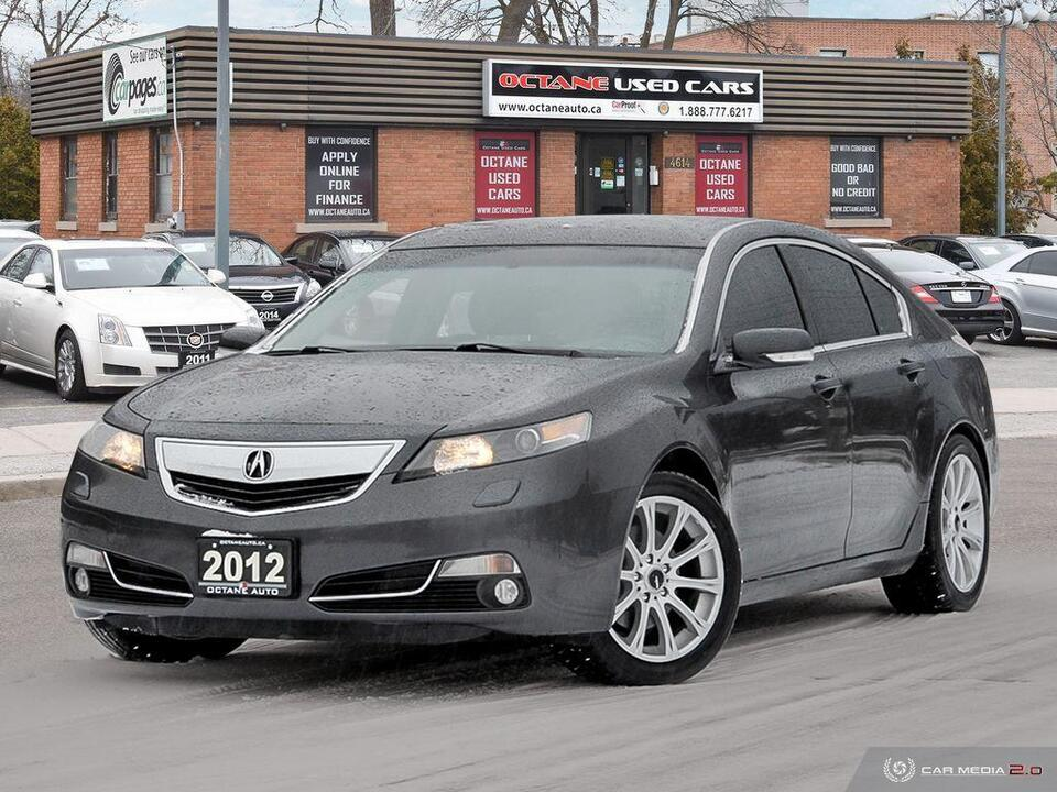 2012 Acura TL Auto Accident-Free! Winter & Summer Tires! image 1 of 26