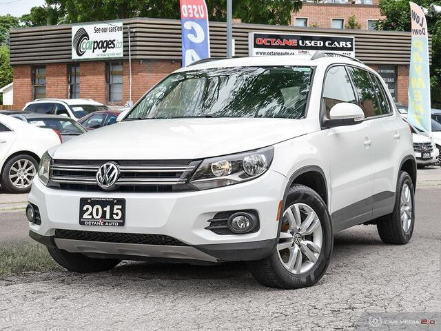 2015 Volkswagen Tiguan 4MOTION 4dr Auto  - 518920  - Octane Used Cars