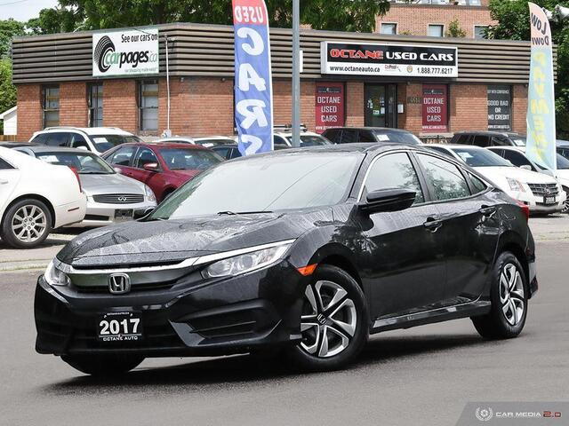 2017 Honda Civic Sedan LX  - 037894  - Octane Used Cars