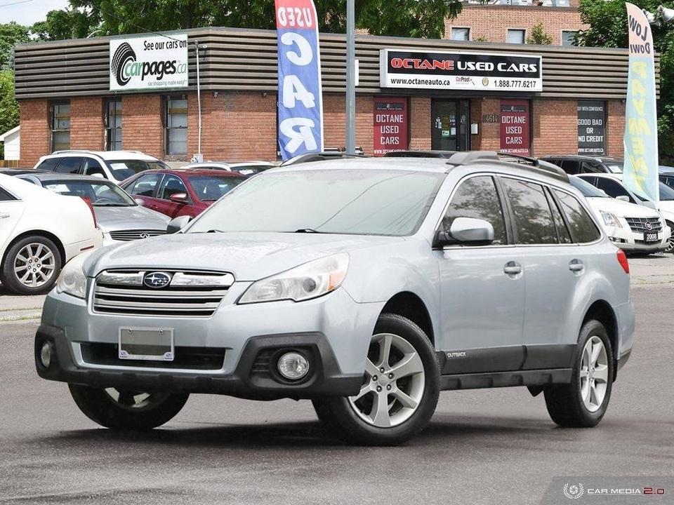 2013 Subaru Outback 5dr Wgn CVT 2.5i Touring image 1 of 27