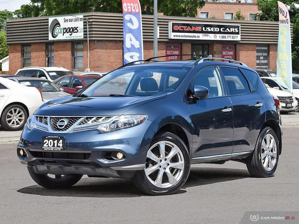2014 Nissan Murano Platinum AWD One-Owner! Accident-Free! image 1 of 27