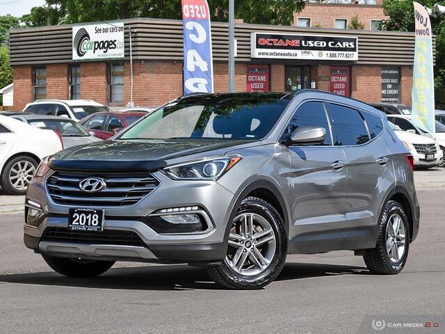 2018 Hyundai Santa Fe Sport 2.4L AWD!  - 507818  - Octane Used Cars