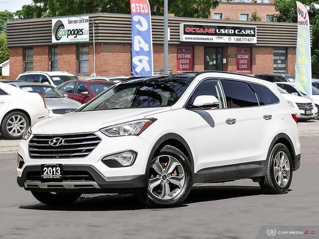2013 Hyundai Santa Fe GLS  - 001895  - Octane Used Cars