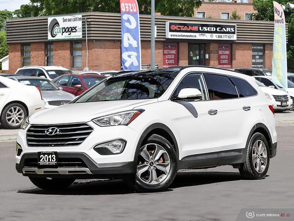 2013 Hyundai Santa Fe AWD 3.3L 7 Seater! image 1 of 27