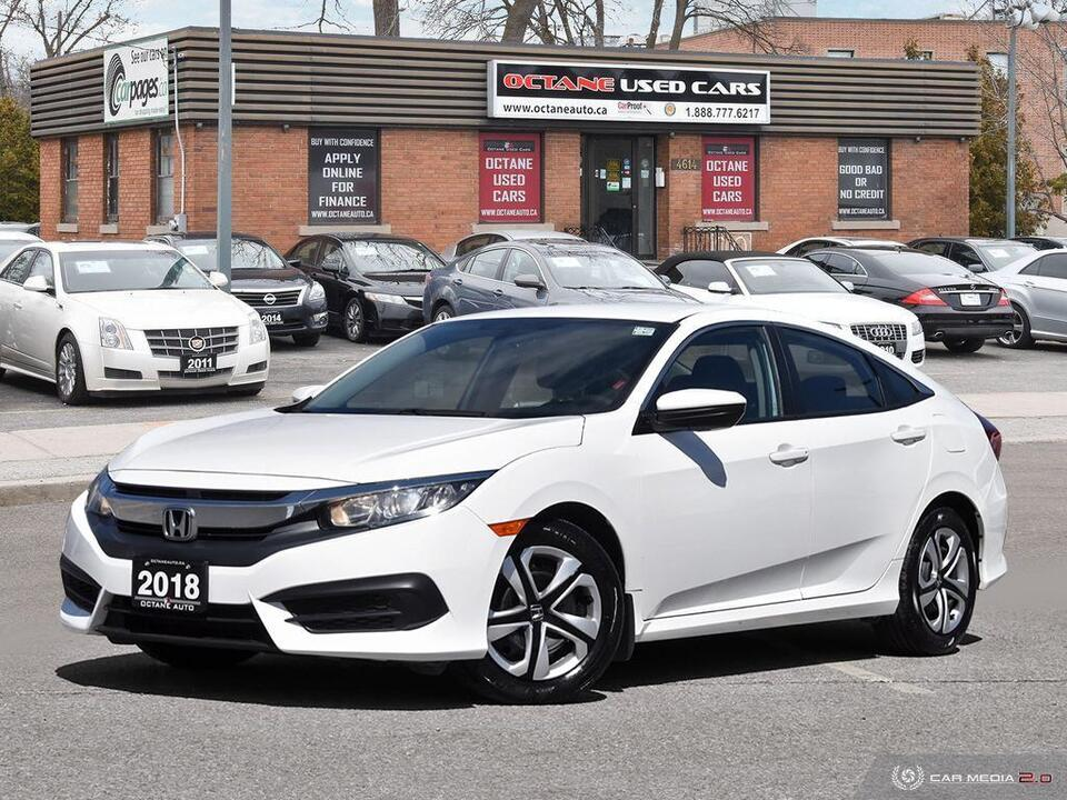 2018 Honda Civic Sedan LX image 1 of 27
