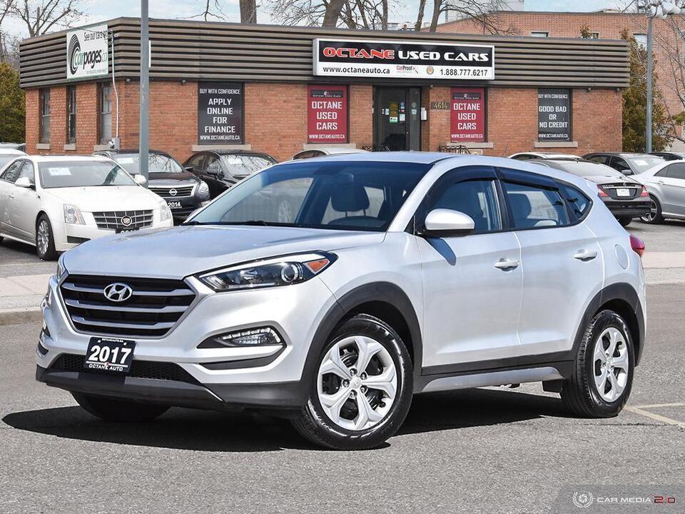 2017 Hyundai Tucson SE image 1 of 24