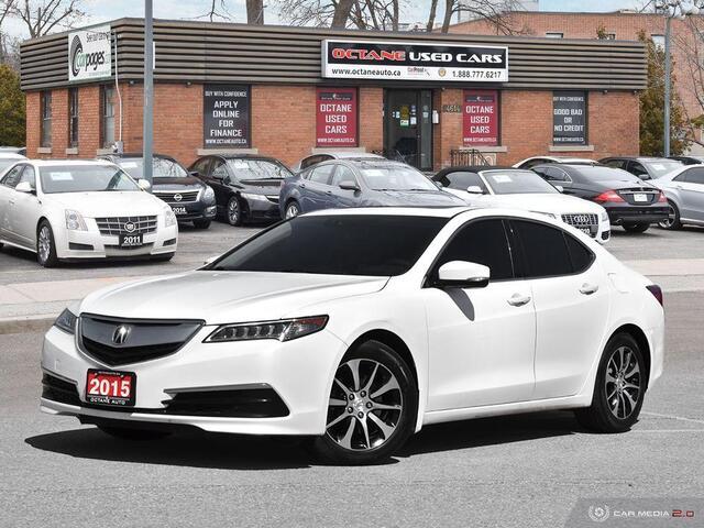 2015 Acura TLX Tech  - 801894  - Octane Used Cars