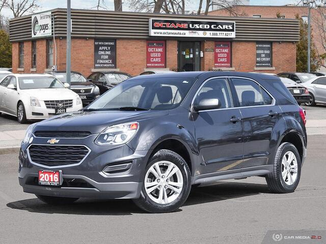 2016 Chevrolet Equinox LS  - 127822  - Octane Used Cars