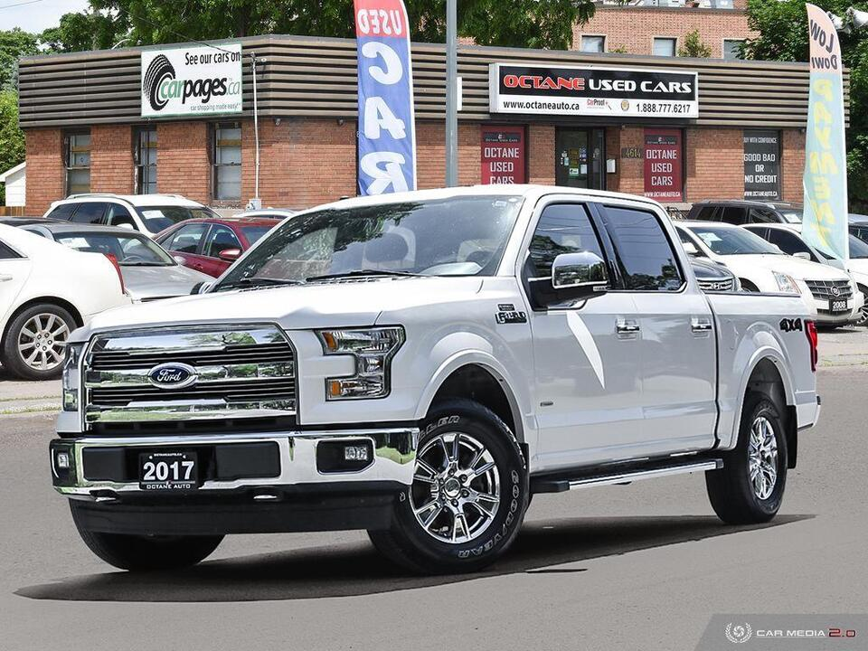 2017 Ford F-150 Lariat image 1 of 27