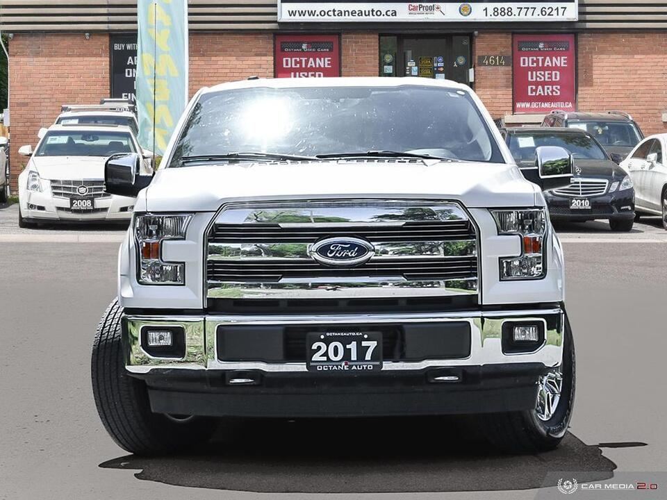 2017 Ford F-150 Lariat image 2 of 27