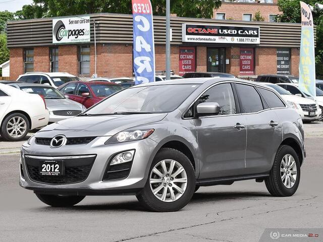 2012 Mazda CX-7 i Sport  - 420028  - Octane Used Cars