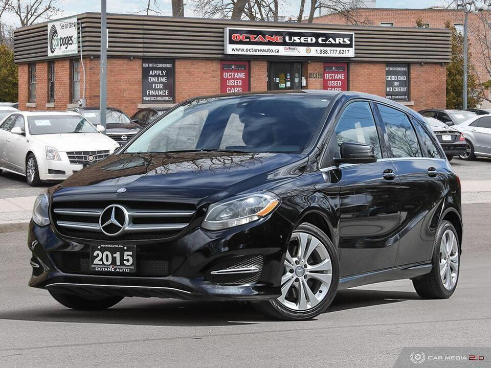 2015 Mercedes-Benz B-Class B 250 Sports Tourer image 1 of 26