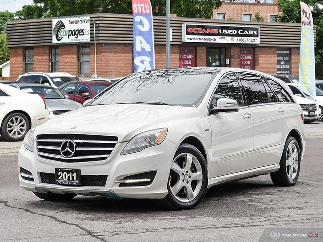 2011 Mercedes-Benz R-Class R 350 BlueTEC  - 132795  - Octane Used Cars