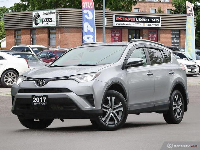 2017 Toyota RAV-4 LE  - 694202  - Octane Used Cars