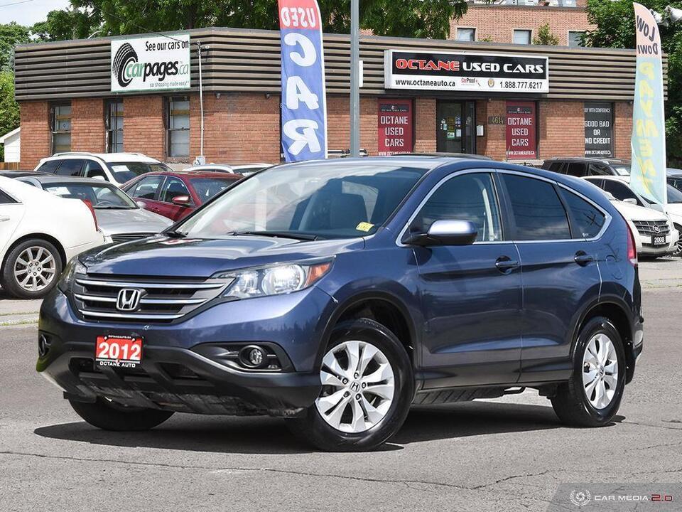 2012 Honda CR-V EX-L image 1 of 25
