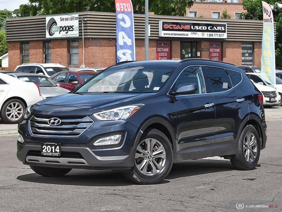 2014 Hyundai Santa Fe Sport FWD 4dr 2.4L Premium image 1 of 26