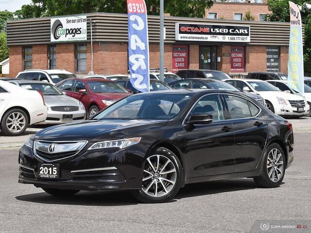 2015 Acura TLX V6 Tech  - 800511  - Octane Used Cars