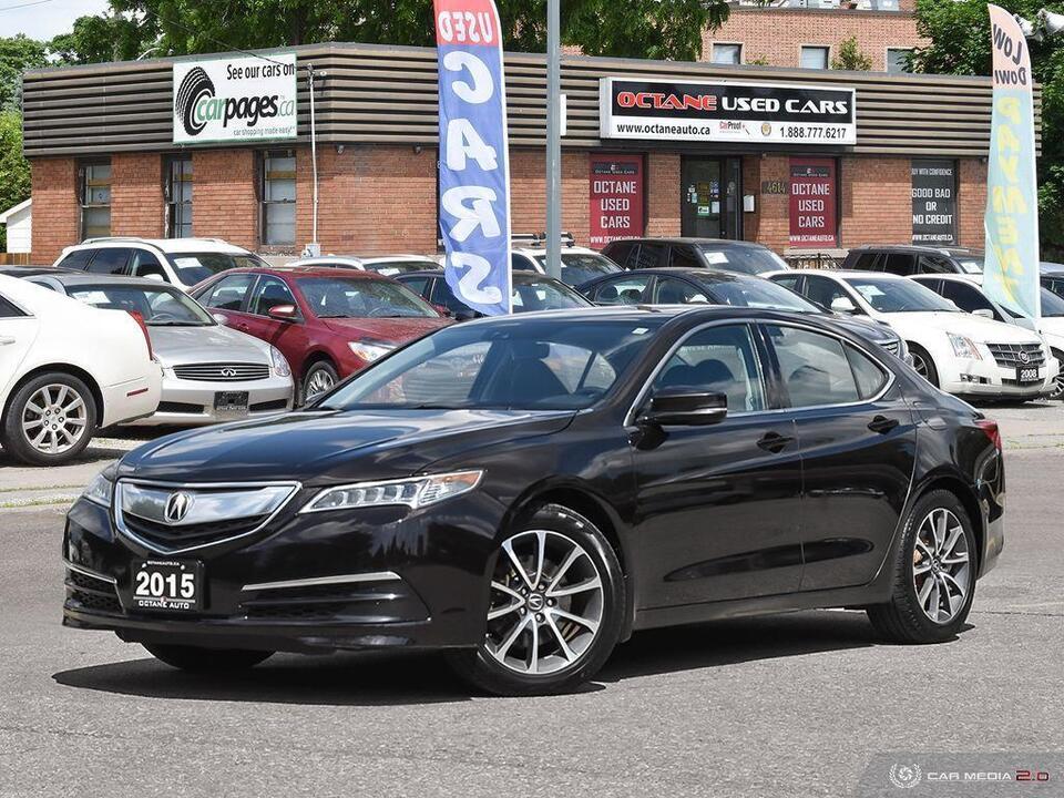 2015 Acura TLX V6 Tech image 1 of 27