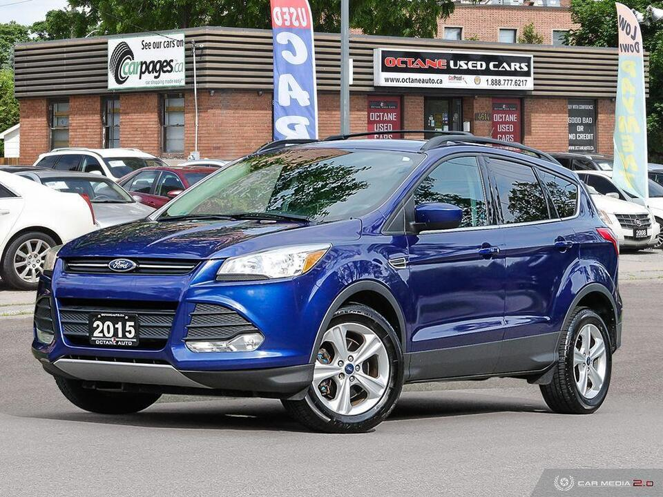 2015 Ford Escape SE image 1 of 27