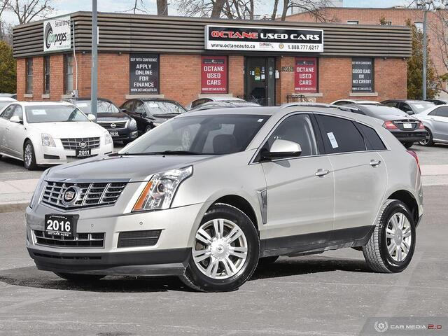 2016 Cadillac SRX Luxury Collection  - 534939  - Octane Used Cars