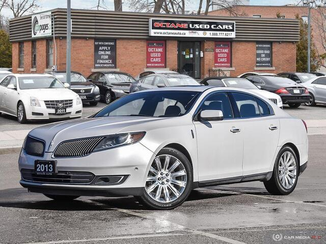 2013 Lincoln MKS EcoBoost  - 602459  - Octane Used Cars