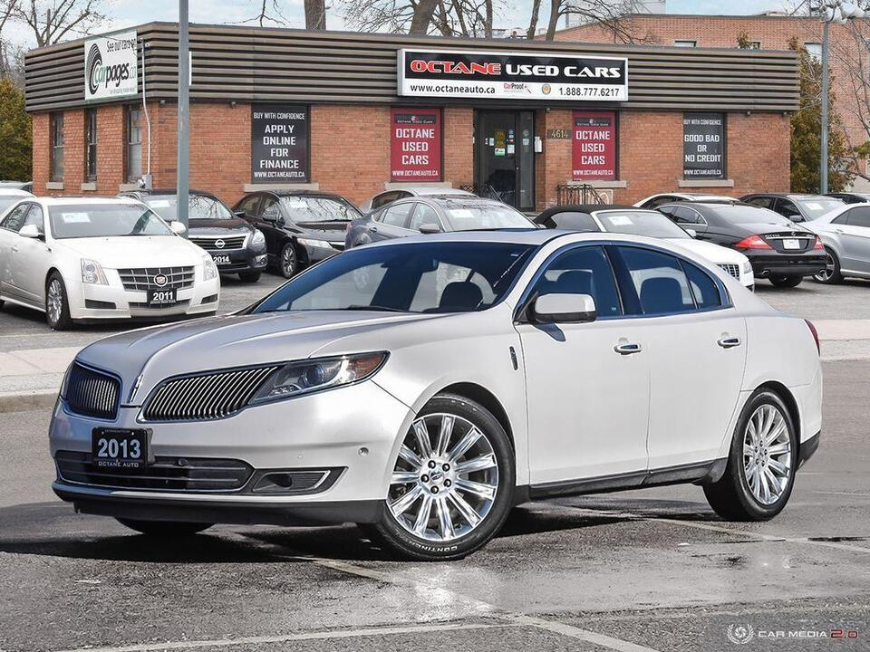 2013 Lincoln MKS EcoBoost image 1 of 22