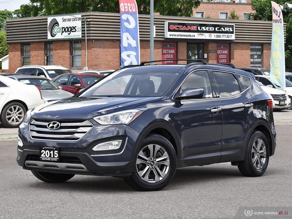 2015 Hyundai Santa Fe Sport AWD 2.4L Luxury Accident-Free! image 1 of 26