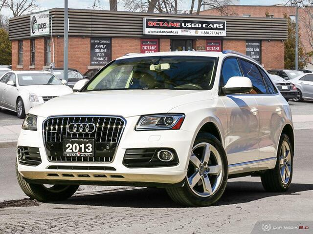 2013 Audi Q5 2.0L Premium Plus  - 036511  - Octane Used Cars