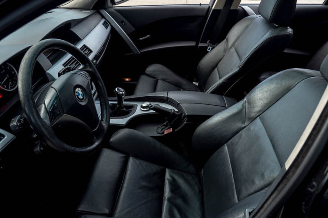 2004 BMW 5 Series  - B & J Automotive