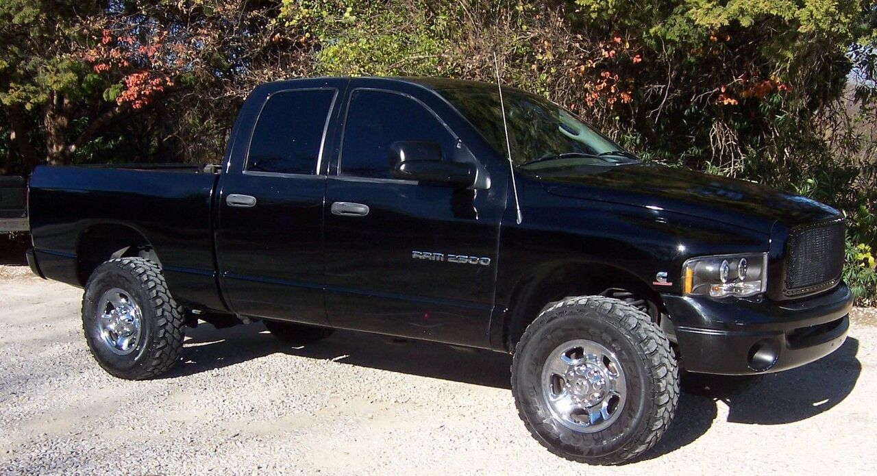 2005 Dodge Ram 2500  - 759844  - B & J Automotive
