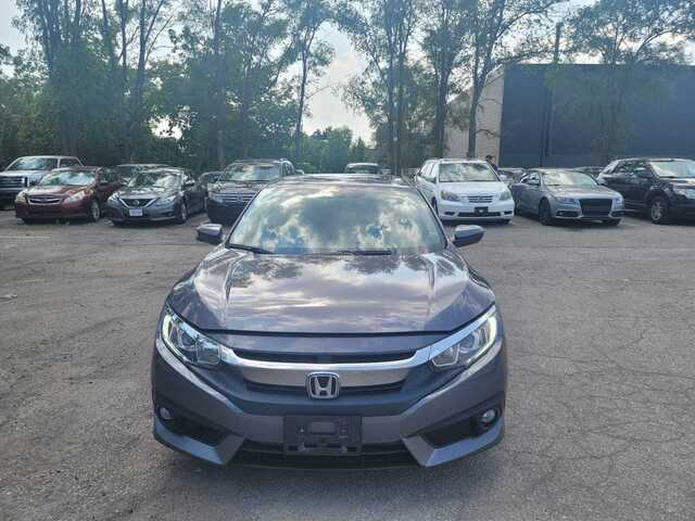 2016 Honda Civic Sedan EX-T  - 105593  - RSA Auto Sales