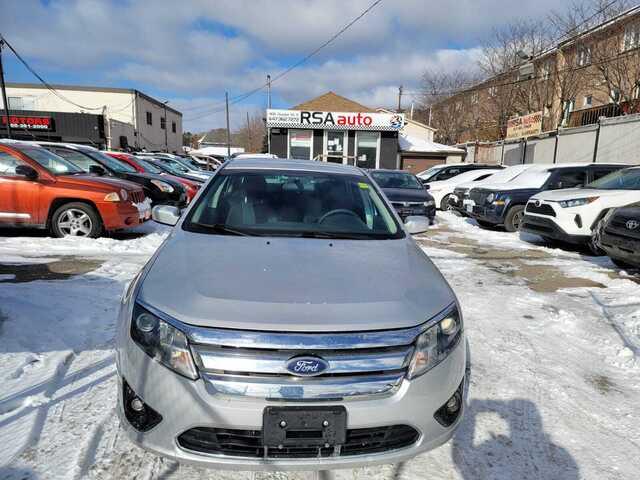 2010 Ford Fusion SE  - 347046  - RSA Auto Sales
