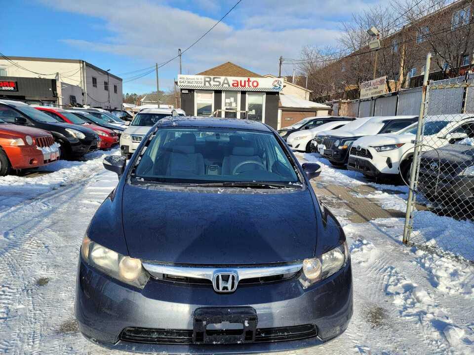 2006 Honda Civic Hybrid Hybrid image 1 of 9