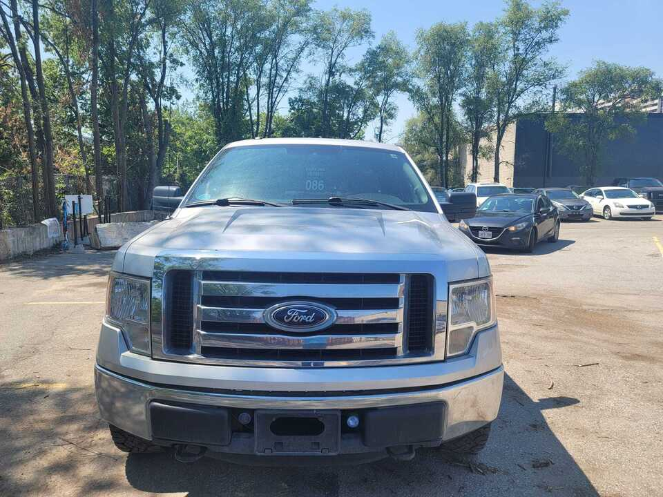 2012 Ford F-150 XLT 4X4 image 1 of 24