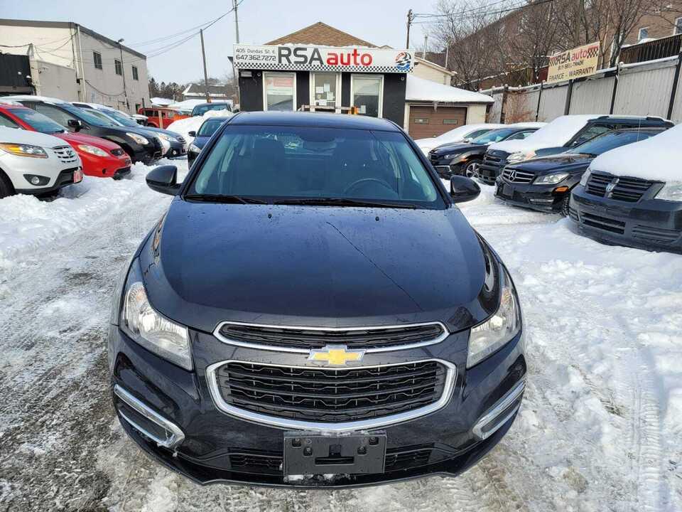 2016 Chevrolet Cruze LT image 1 of 8