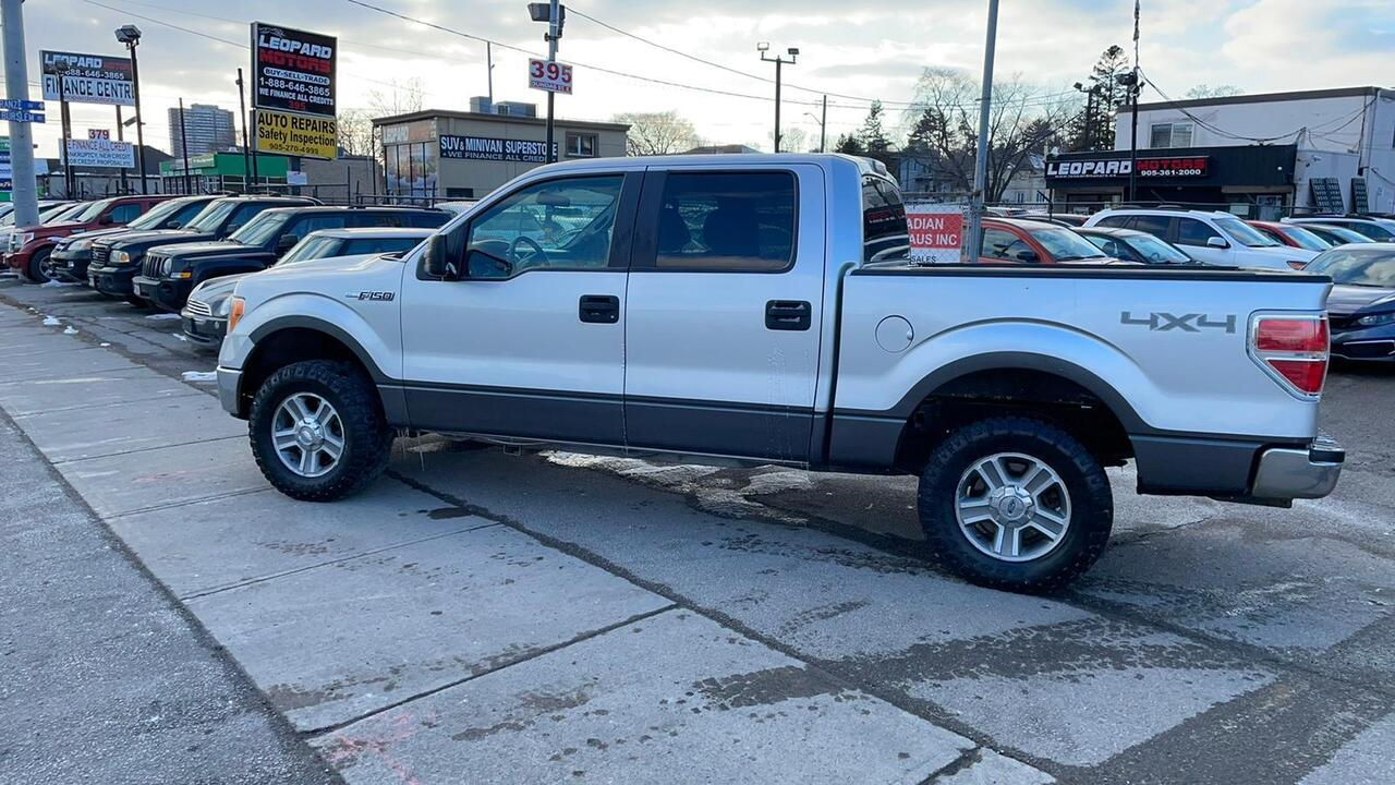 2012 Ford F-150 XLT 4X4 image 2 of 24