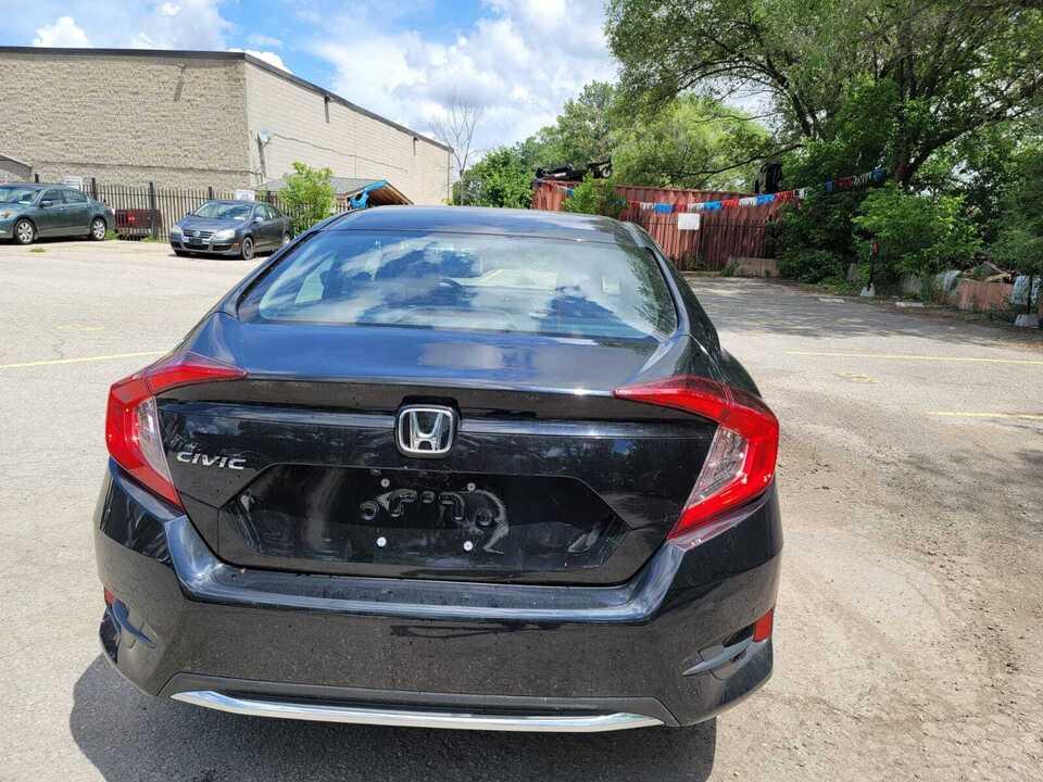 2020 Honda Civic Sedan LX image 3 of 14