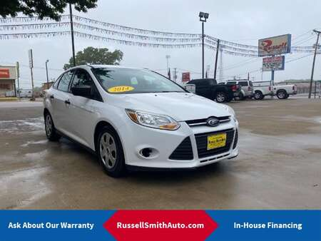2014 Ford Focus S Sedan for Sale  - FO14A401  - Russell Smith Auto