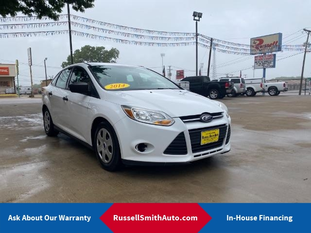 2014 Ford Focus S Sedan  - FO14A401  - Russell Smith Auto
