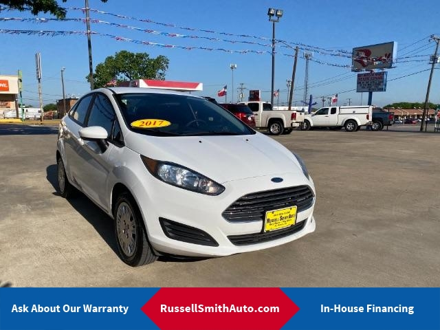 2017 Ford Fiesta  - Russell Smith Auto