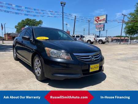 2012 Honda Accord SE Sedan AT for Sale  - HO12RR88  - Russell Smith Auto