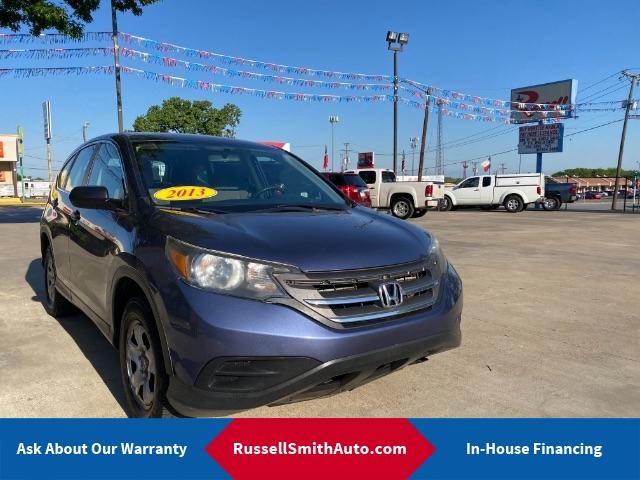 2013 Honda CR-V LX 4WD 5-Speed AT  - HO13A462  - Russell Smith Auto
