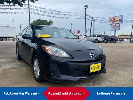 2012 Mazda Mazda3 i Touring 4-Door for Sale  - MA12A472  - Russell Smith Auto