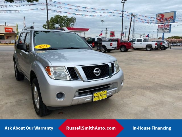 2011 Nissan Pathfinder Silver Edition 2WD  - NI11A648  - Russell Smith Auto