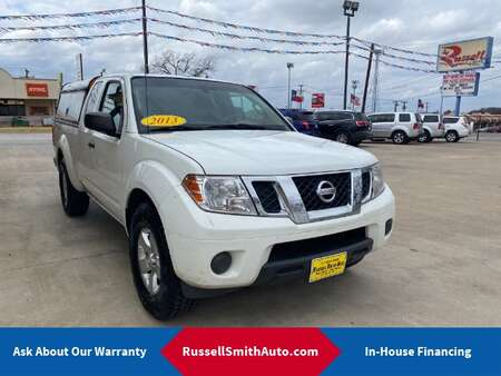 2013 Nissan Frontier SV I4 King Cab 2WD for Sale  - NI13A828  - Russell Smith Auto