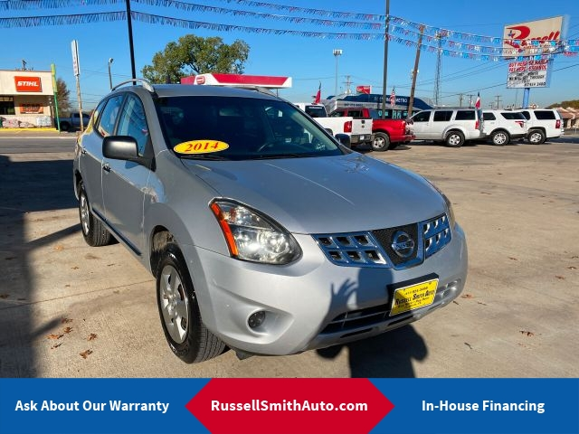 2014 Nissan Rogue Select S 2WD  - NI14A374  - Russell Smith Auto